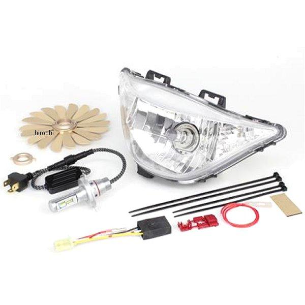【メーカー在庫あり】 SP武川 LEDヘッドライトキット3.0 アドレスV125 05-08-0437 JP店