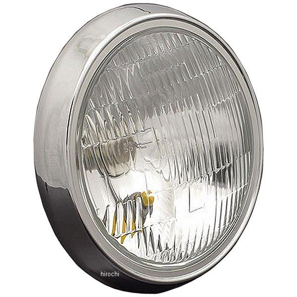 【メーカー在庫あり】 ピーエムシー PMC 160φヘッドライト リム付 CB400F 178-4081 JP店