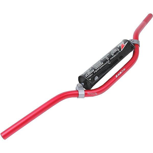 【メーカー在庫あり】 ジータ ZETA CXバー MX-123 RED ZE09-1233 JP店