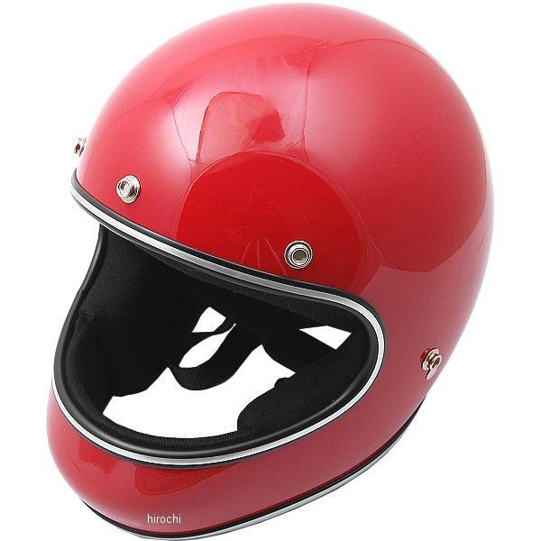 【メーカー在庫あり】 ダムトラックス DAMMTRAX ヘルメット AKIRA 赤 L(59cm-60cm) 4560185904167 JP店