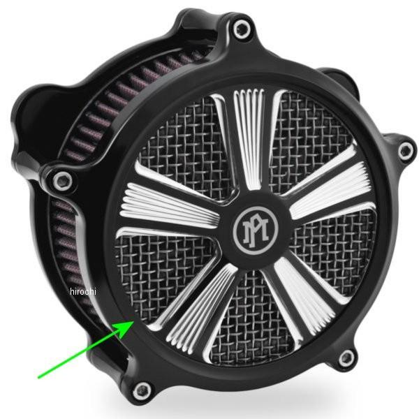 【USA在庫あり】 パフォーマンスマシン インサート エアクリーナー Super Gas用 Shock プラチナカット PM5051 JP店
