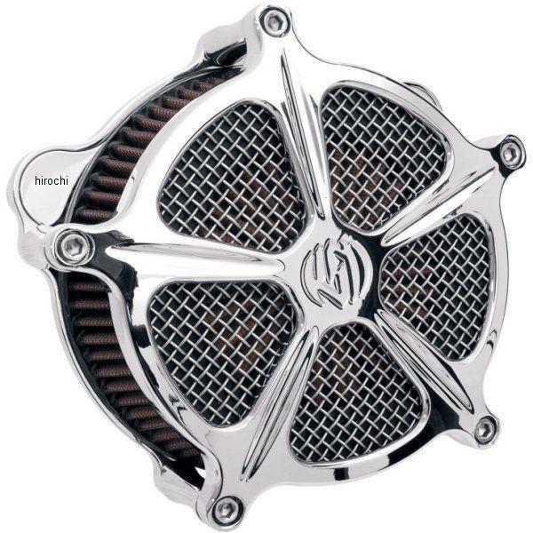 【USA在庫あり】 ローランドサンズデザイン RSD エアクリーナー ベンチュリ Speed5 08年-16年 FLH クローム RD5013 JP店