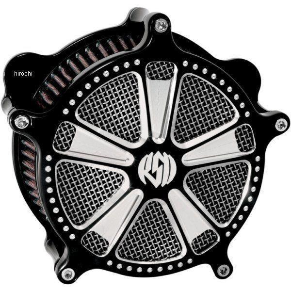 【USA在庫あり】 ローランドサンズデザイン RSD エアクリーナー ベンチュリ ジャッジ 91年以降 XL コントラスト RD5029 JP店