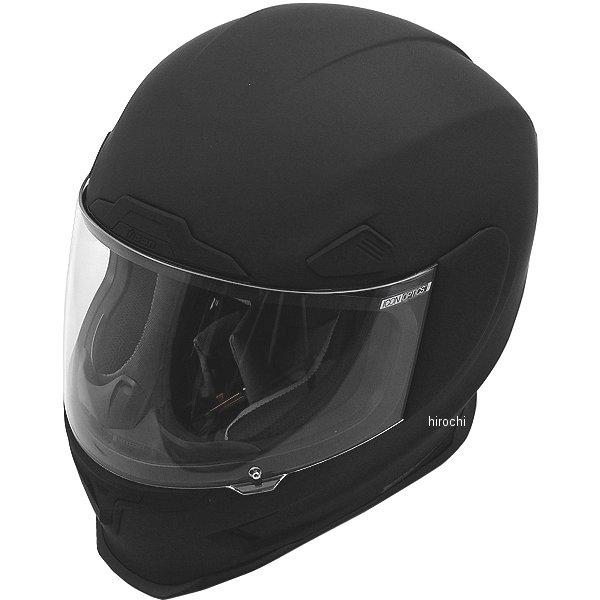 【USA在庫あり】 アイコン ICON フルフェイスヘルメット Airframe Pro ラバトン/ブラック XLサイズ (61cm-62cm) 0101-8041 JP店