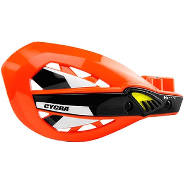 【USA在庫あり】 サイクラ CYCRA ECLIPSE ハンドシールドキット 16年以降 KTM オレンジ 121450 JP店