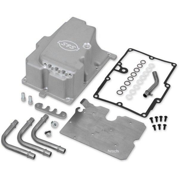 【USA在庫あり】 S&Sサイクル S&S Cycle T143 エンジン インストールキット 06年-17年 FXD シルバー 481802 JP店