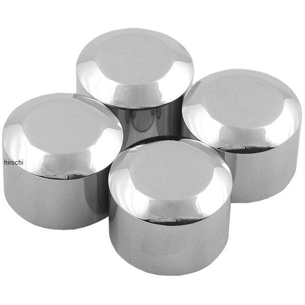 【メーカー在庫あり】 S&Sサイクル S&S Cycle 磁石付きヘッドボルトカバー S&S専用 クローム 496608 JP店