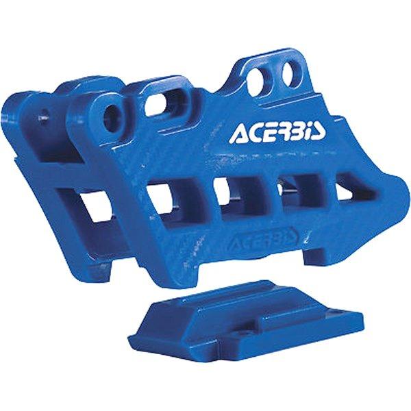 USA在庫あり アチェルビス ACERBIS チェーンガイド 2.0 07年以降 YZ450F YZ250F 卸直営 YZ250 YZ125 JP店 737260 青 上等