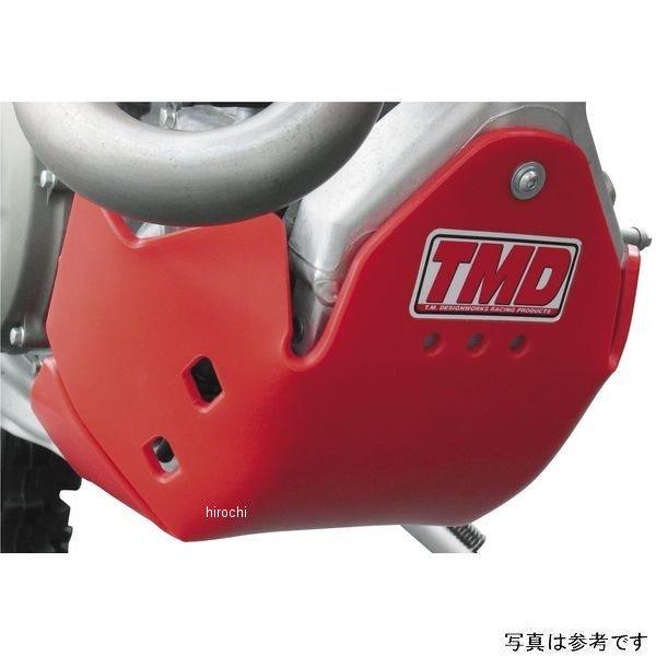 【USA在庫あり】 TM デザインワークス TM Designworks スキッドプレート 10年-13年 CRF250R 赤 972169 JP店