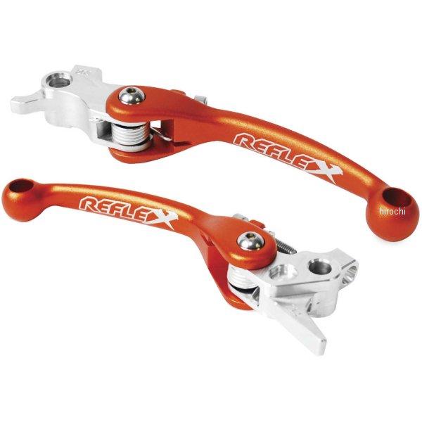 【USA在庫あり】 ストリームライン Streamline レバーセット リフレックス 09年-13年 KTM オレンジ 993369 JP店