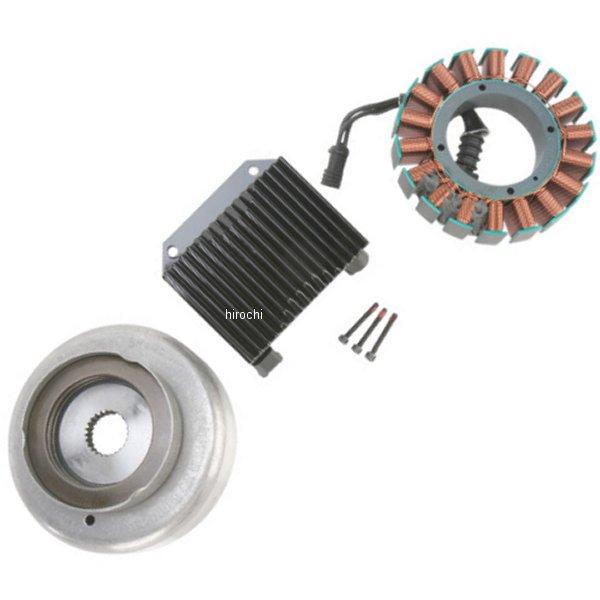 【USA在庫あり】 サイクルエレクトリック Cycle Electric 3相 50A チャージキット 08年-11年 ダイナ 498423 JP店