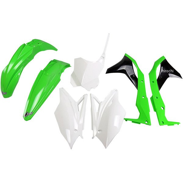 【USA在庫あり】 UFO PLAST ユーフォープラスト KAW 外装キット OEM 111132 JP店