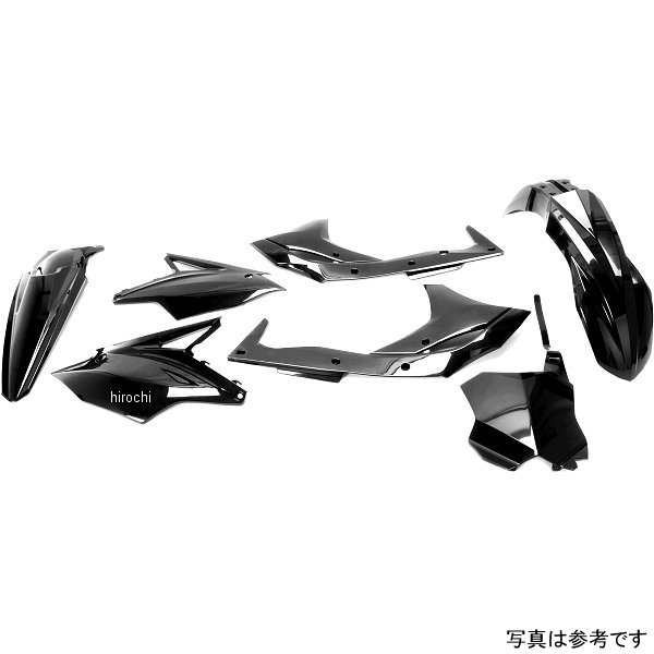 【USA在庫あり】 ユーフォープラスト UFO PLAST 外装キット 18年 KX450F、KX250 白 1403-2437 JP店