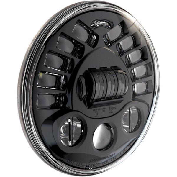 【USA在庫あり】 JWスピーカー J.W. Speaker LED ヘッドライト 7インチ H4 8790M 黒 2001-1420 JP店
