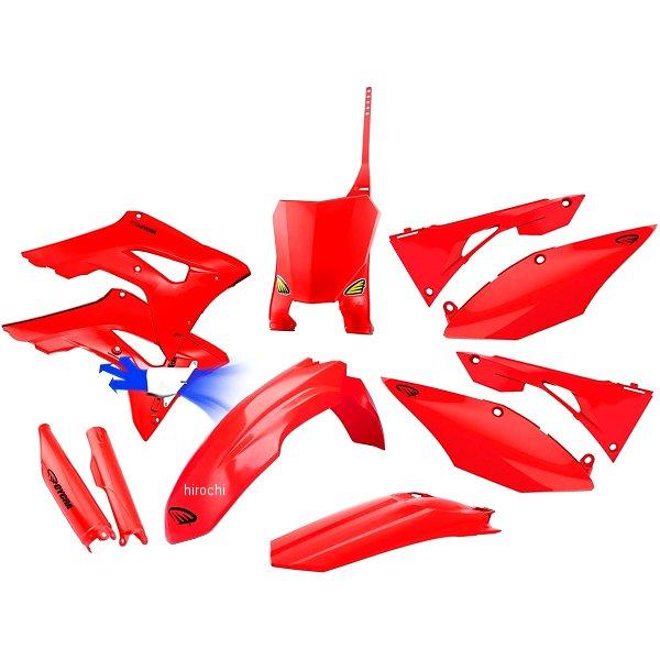 【USA在庫あり】 サイクラ CYCRA 外装キット P-FLOW 17年 CRF450R 赤 1403-1964 JP店