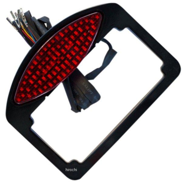 【USA在庫あり】 RWD LEDテールライト/ターンシグナル/ナンバープレートキット 黒 2010-1289 JP店