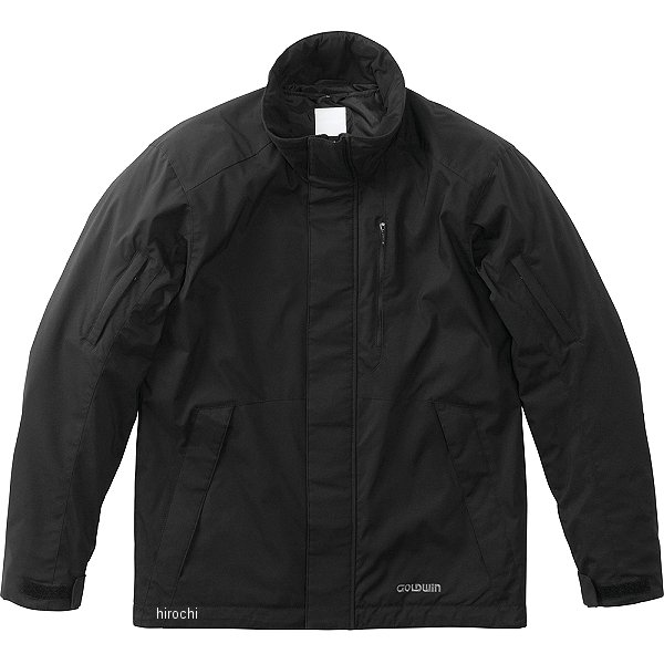 ゴールドウイン GOLDWIN 2018年秋冬モデル マルチユースジャケット 黒 OLサイズ GSM22853 JP店