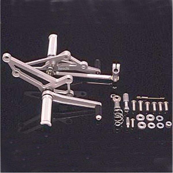 コワース COERCE コワース フィクスドレーシングステップ GPX400R 0-6-BK04 JP店