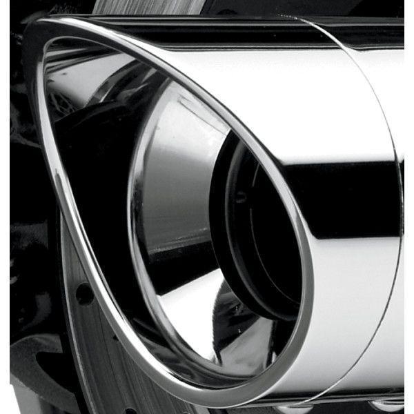 【USA在庫あり】 コブラ COBRA スカラップ ビレットチップ 4インチ(102mm) 1860-0526 JP