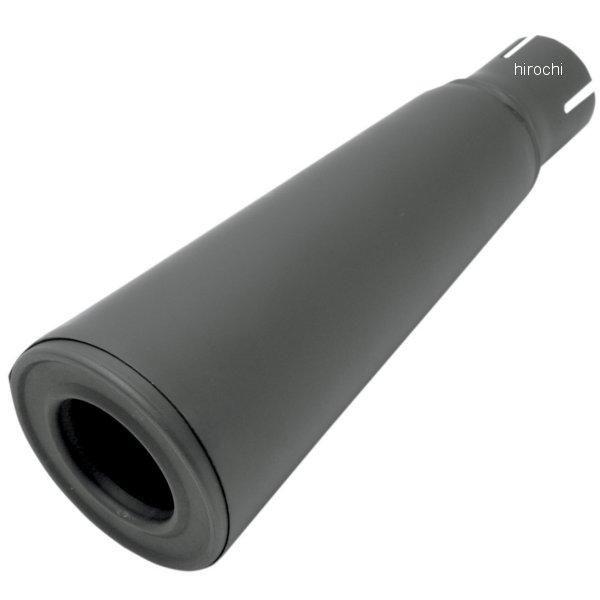 【USA在庫あり】 スーパートラップ SUPERTRAPP 3インチ ディスククランプサイレンサー 1.75インチ(44mm) 黒 3M1750 JP店