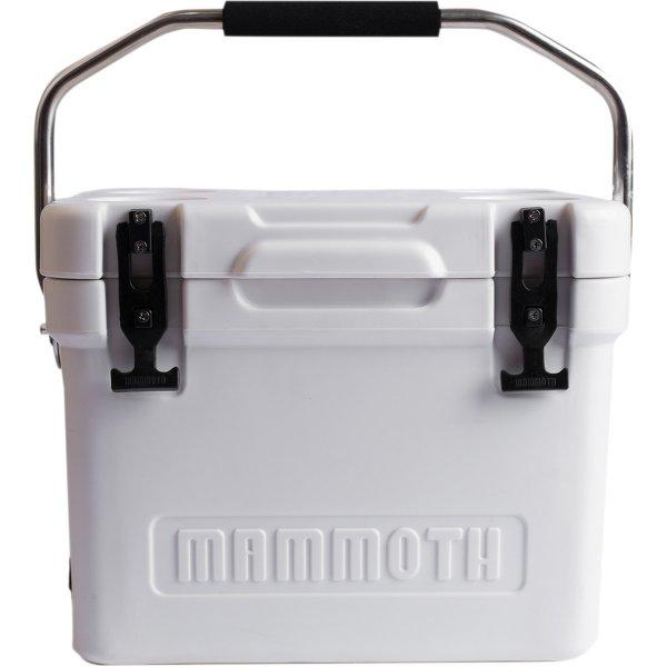 【USA在庫あり】 マンモス クーラー Mammoth Coolers クルーザークーラー MC15 白 9301-0004 JP店