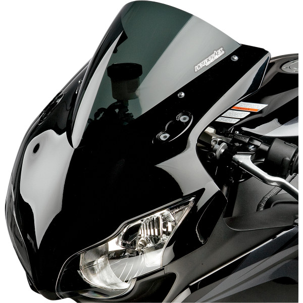 【USA在庫あり】 ホットボディーズ Hotbodies Racing ウインドスクリーン 標準装備交換用 07年-12年 CBR600RR スモーク 2301-0557 JP店