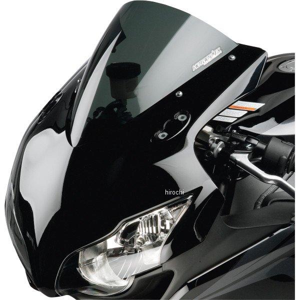 【USA在庫あり】 ホットボディーズ Hotbodies Racing ウインドスクリーン 標準装備交換用 08年-11年 CBR1000RR スモーク 2301-0857 JP店