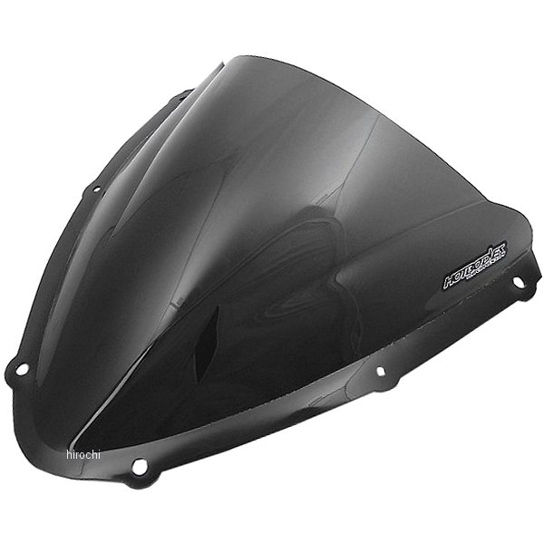 【USA在庫あり】 ホットボディーズ Hotbodies Racing ウインドシールド 速度重視形状 08年-09年 GSX-R750、GSX-R600 スモーク 2301-0863 JP店