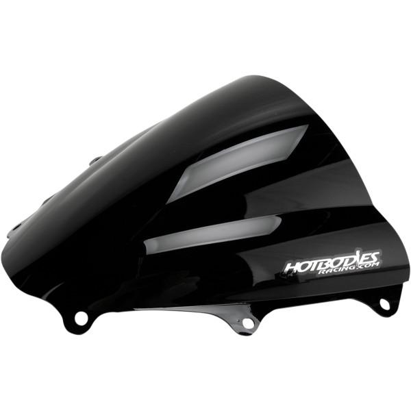 【USA在庫あり】 ホットボディーズ Hotbodies Racing ウインドシールド 速度重視形状 11年-13年 GSX-R750、GSX-R600 黒 2301-1399 JP店