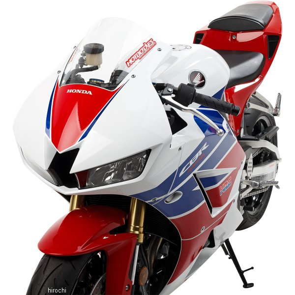 【USA在庫あり】 ホットボディーズ Hotbodies Racing ウインドスクリーン 13年以降 CBR600RR GPタイプ クリア 2301-1678 JP店