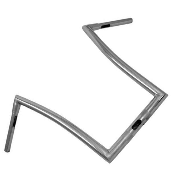 【USA在庫あり】 トッドサイクル Todd's Cycle 1.25インチ ハンドルバー エイプ 17インチ 15年以降 FLTR クローム 0601-3991 JP店