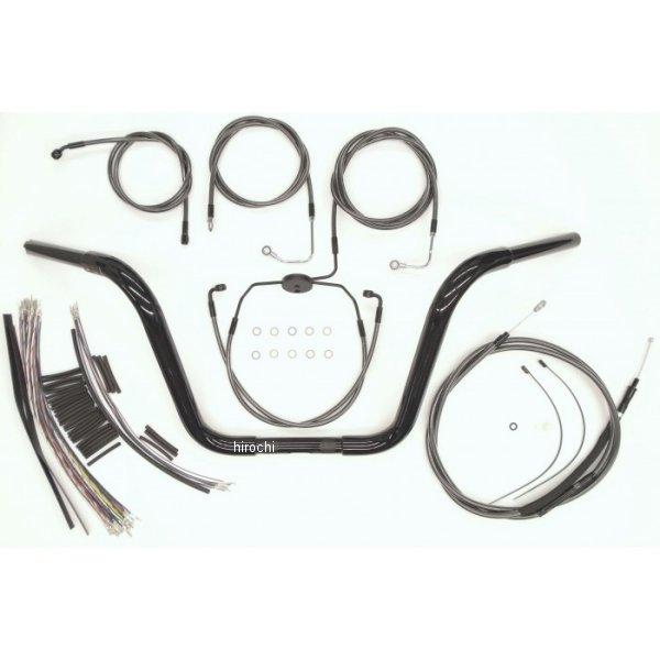 【USA在庫あり】 マグナム MAGNUM 1.25インチ ハンドルセット Ape 16インチ 08年-13年 FLH/C(ABS有り) 黒 0601-3693 JP店