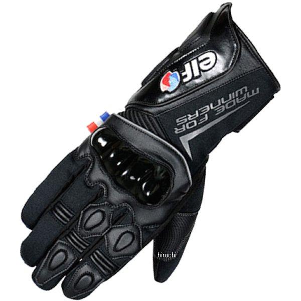 エルフ elf 秋冬モデル ソフトシェルグローブ 黒 Mサイズ ELG-8282 JP店