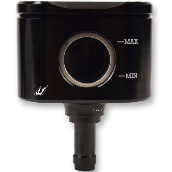 【USA在庫あり】 ドリブンレーシング Driven Racing リアブレーキフルードリザーバ 8mm 下接続 黒 1731-0584 JP店