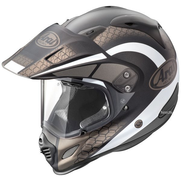 【メーカー在庫あり】 アライ Arai オフロードヘルメット ツアークロス3 メッシュ サンド(つや消し) Sサイズ(55cm-56cm) 4530935473694 JP店