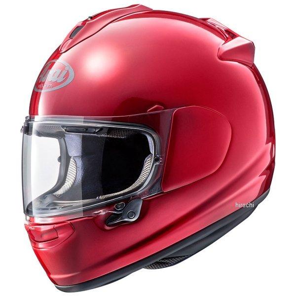 【メーカー在庫あり】 アライ Arai フルフェイスヘルメット ベクターX ライブレッド Sサイズ(55cm-56cm) 4530935486274 JP店