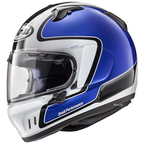 アライ Arai フルフェイスヘルメット エックスディー アウトライン 青 XLサイズ (61cm-62cm) 4530935514823 JP店