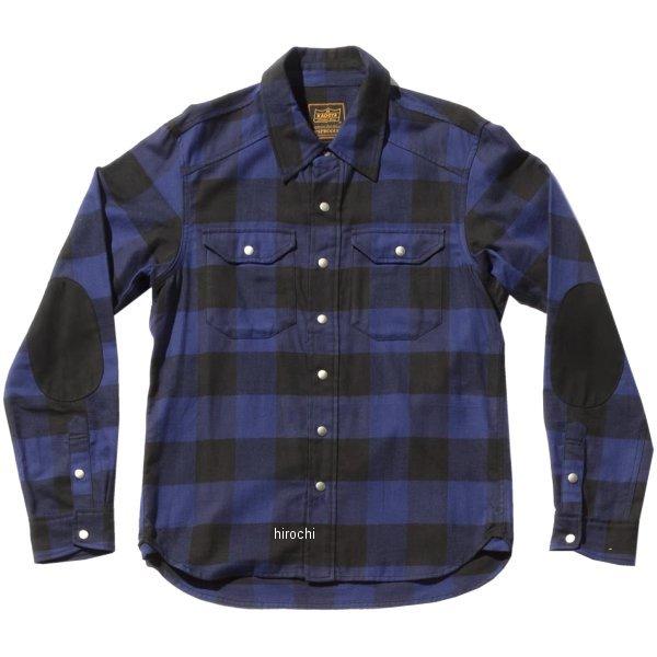 カドヤ KADOYA 秋冬モデル ワークシャツ RIDEWORKSHIRT WINTER ネイビー Lサイズ 6240 JP店