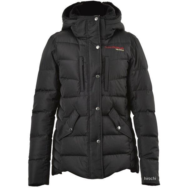 ロッソスタイルラボ Rosso StyleLab 2018年秋冬モデル VELOCITAダウンジャケット レディース 黒 Sサイズ ROJ-966 JP店