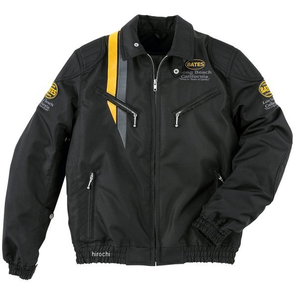 ベイツ BATES 秋冬モデル ナイロンジャケット 黄 Lサイズ BJ-N1852TT JP店