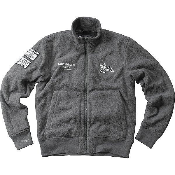 ミシュラン MICHELIN 2018年秋冬モデル フリースジャケット グレー Mサイズ ML18401W JP店