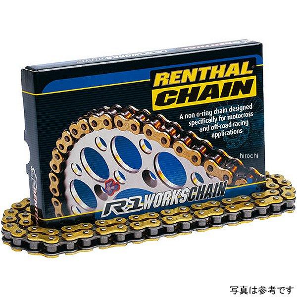 【メーカー在庫あり】 レンサル RENTHAL チェーン 520 R1 114L C125