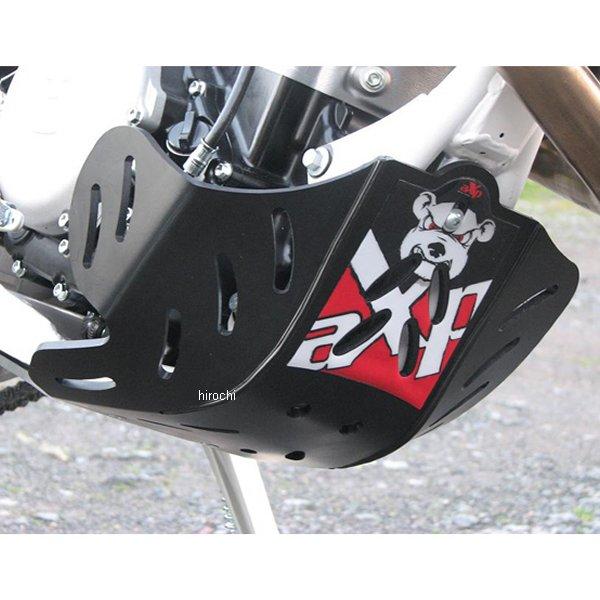 【メーカー在庫あり】 エーエックスピーレーシング AXP RACING スキッドプレート ED 11年 ハスクバーナ TE310 AX1163