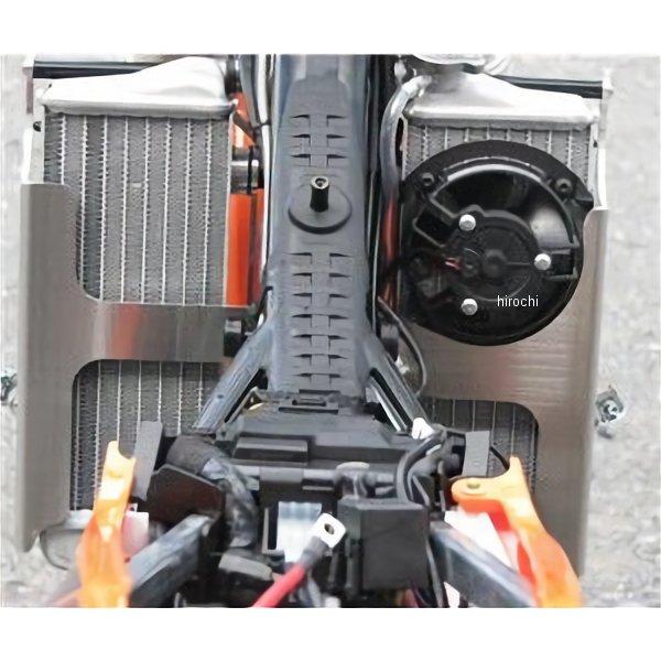 【メーカー在庫あり】 エーエックスピーレーシング AXP RACING ラジエターガード 12年-16年 KTM 450EXC-F 黒 AX1176