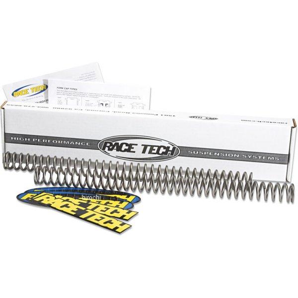 【USA在庫あり】 レーステック RACE TECH フォーク スプリング 340mm .85kg/mm 35.2mm スプリング FRSP-S353485 JP店