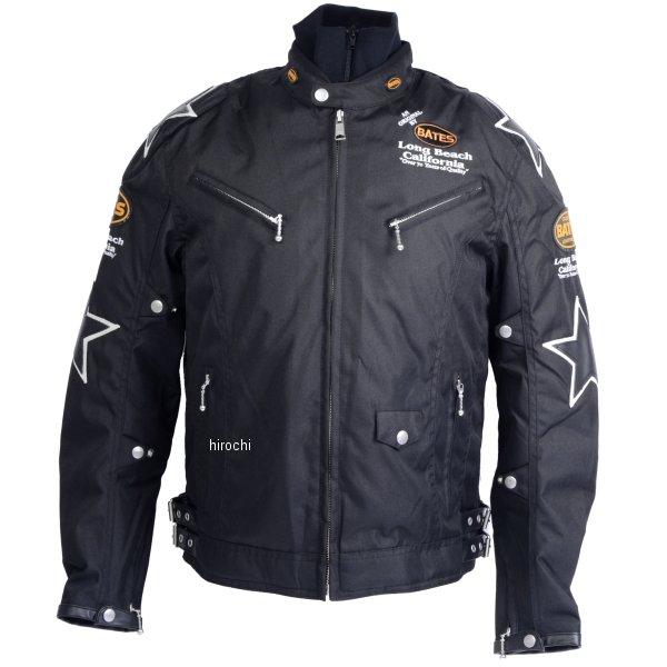 【即納】 ベイツ BATES 2018年秋冬モデル ナイロンジャケット 黒 XLサイズ BSP-4SS JP店