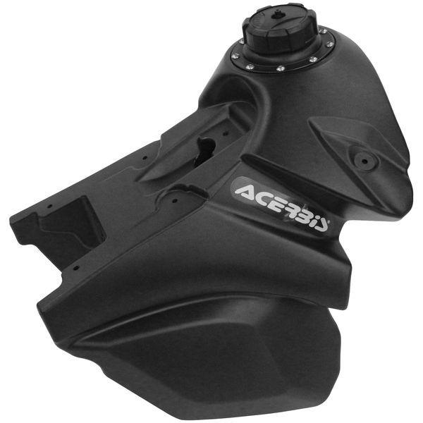 【USA在庫あり】 アチェルビス ACERBIS フューエルタンク 13年-15年 KTM 250SX-F 3.2ガロン(12.1L) 黒 730754 JP店