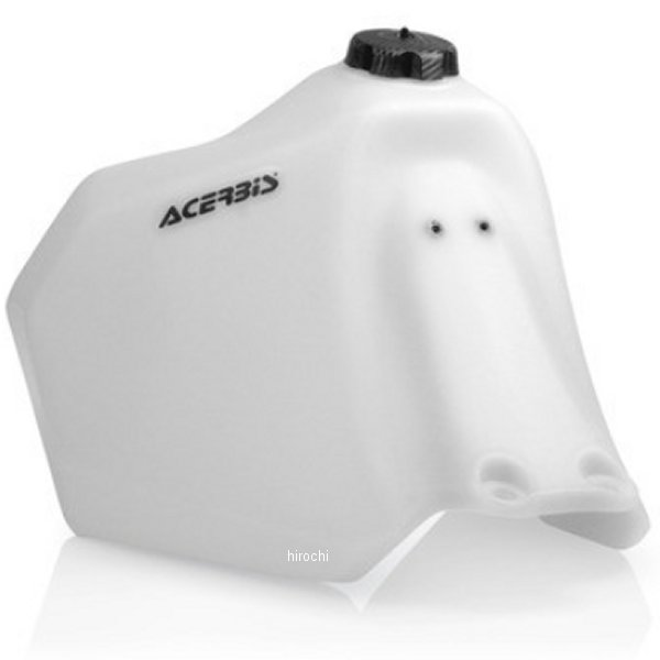 【USA在庫あり】 アチェルビス ACERBIS フューエルタンク 96年以降 DR650SE 5.3 ガロン(20L) 白 730764 JP店