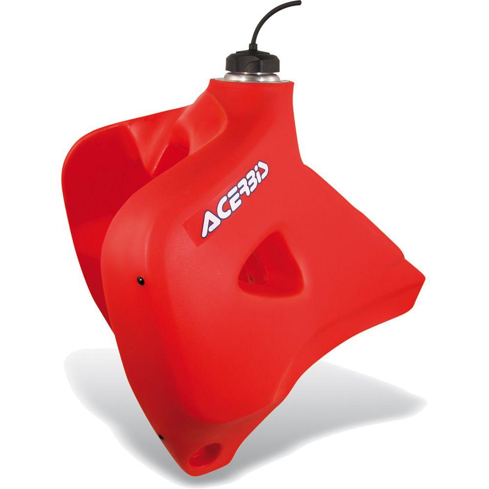 【USA在庫あり】 アチェルビス ACERBIS フューエルタンク 00年-07年 XR650R 6.3ガロン(23.8L) 赤 737314 JP店