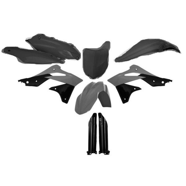 【USA在庫あり】 アチェルビス ACERBIS 外装キット フルセット 13年-16年 KX250F 黒 737648 JP店